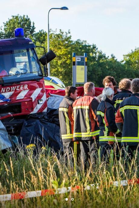 Eis: rijontzegging en taakstraf voor brandweerman na dodelijke aanrijding Bommelse