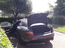 Maserati van Achterhoeks scootertycoon in brand: mogelijk gerichte actie
