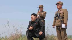 """""""Noord-Korea lanceerde twee projectielen"""""""
