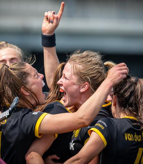 LIVE   Vrouwen HC Den Bosch kunnen eerste stap zetten richting zesde kampioenschap op rij