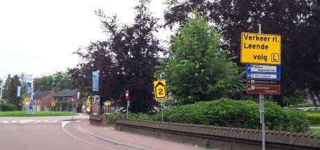 Verkeersregelaar in Heeze met de dood bedreigd