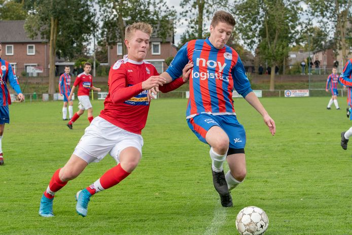 VV Achates - VV Heijen