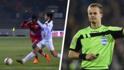 De twee vreemde penaltyfases die Bart Vertenten in diskrediet brengen
