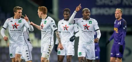 Oud NEC'er Musaba helpt Cercle Brugge aan punt