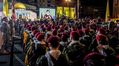 "Hezbollah-leider: ""Oorlog tegen Iran zal hele regio treffen"""