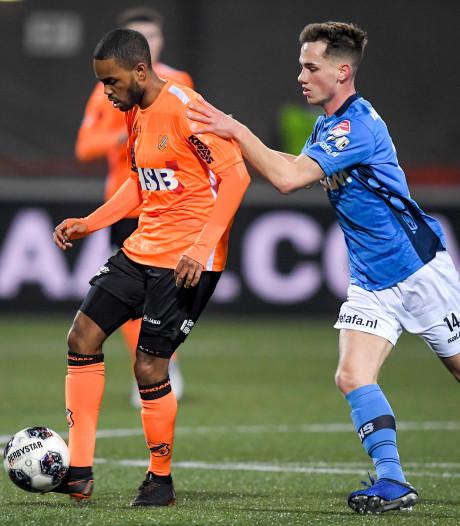 Vijfde nederlaag op rij voor Helmond Sport in Volendam