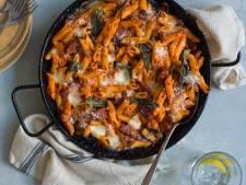 Wat Eten We Vandaag: Pastaschotel met chorizo