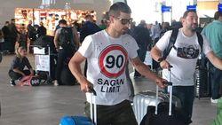 Na zijn derde wereldtitel: Sagan met 90 per uur naar zwangere Katarina