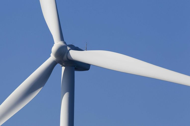 De bestendige deputatie geeft groen licht voor de bouw van twee windturbines langs de E34.
