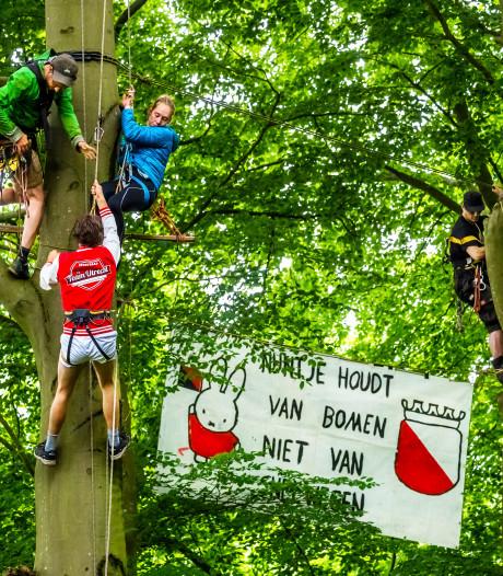 Nieuwe actie voor behoud bomen Amelisweerd