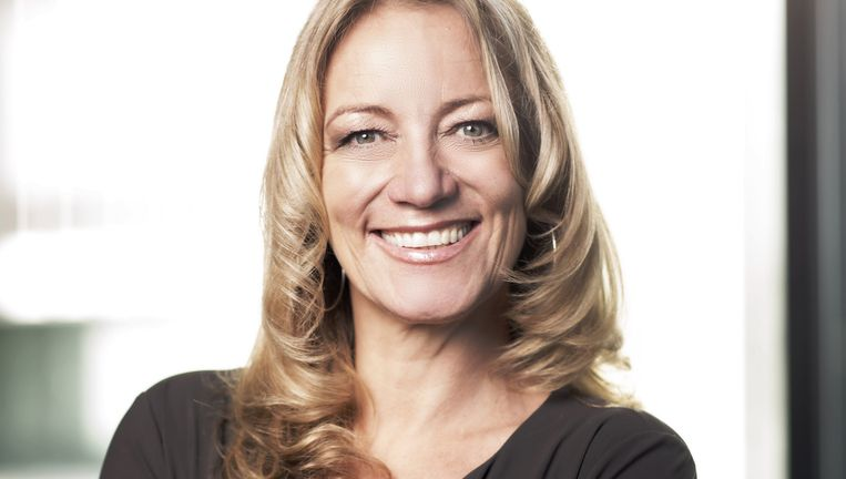 Barbara van Beukering. Beeld Harmen de Jong