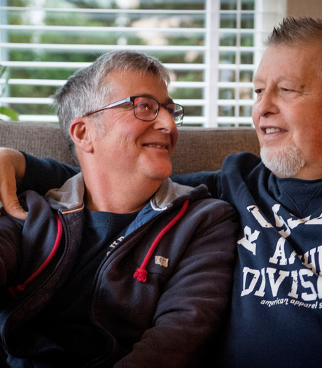 Gerrit (56) uit Nijverdal: 'Mijn broer heeft mijn leven gered'