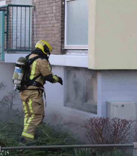 Twee minderjarigen aangehouden na brand in kelderbox Wantsnijdersgaarde