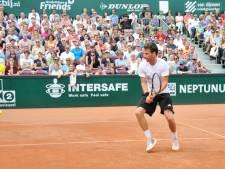Nog geen besluit over  Challenger tennistoernooi  in Breda