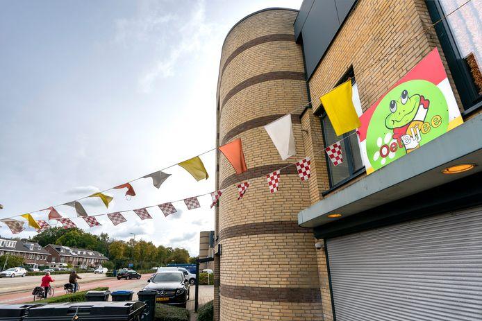 Carnavalswinkel Oeteljee heeft de deuren gesloten vanwege het niet doorgaan van Oeteldonk