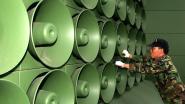 Zuid-Korea stopt met luidsprekerpropaganda