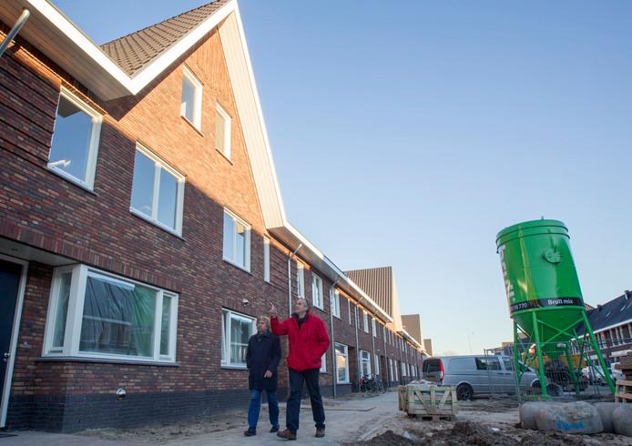 Bouwen in eigen beheer levert ruime en betaalbare woningen op.