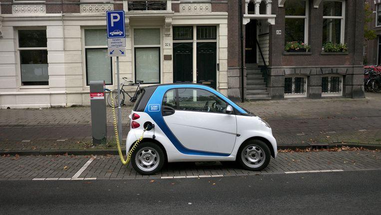 Gun Iedereen Een Elektrische Auto De Volkskrant