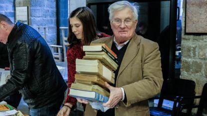 Grote boekenverkoop In Flanders Fields Museum zorgt voor enthousiasme bij verzamelaars