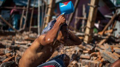 Dodentol zware aardbeving Lombok blijft oplopen: al 460 doden