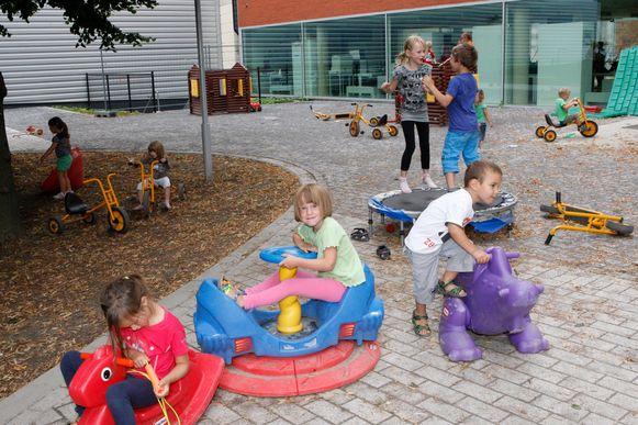 Archiefbeeld - De stad zorgt voor een alternatieve  zomeropvang.