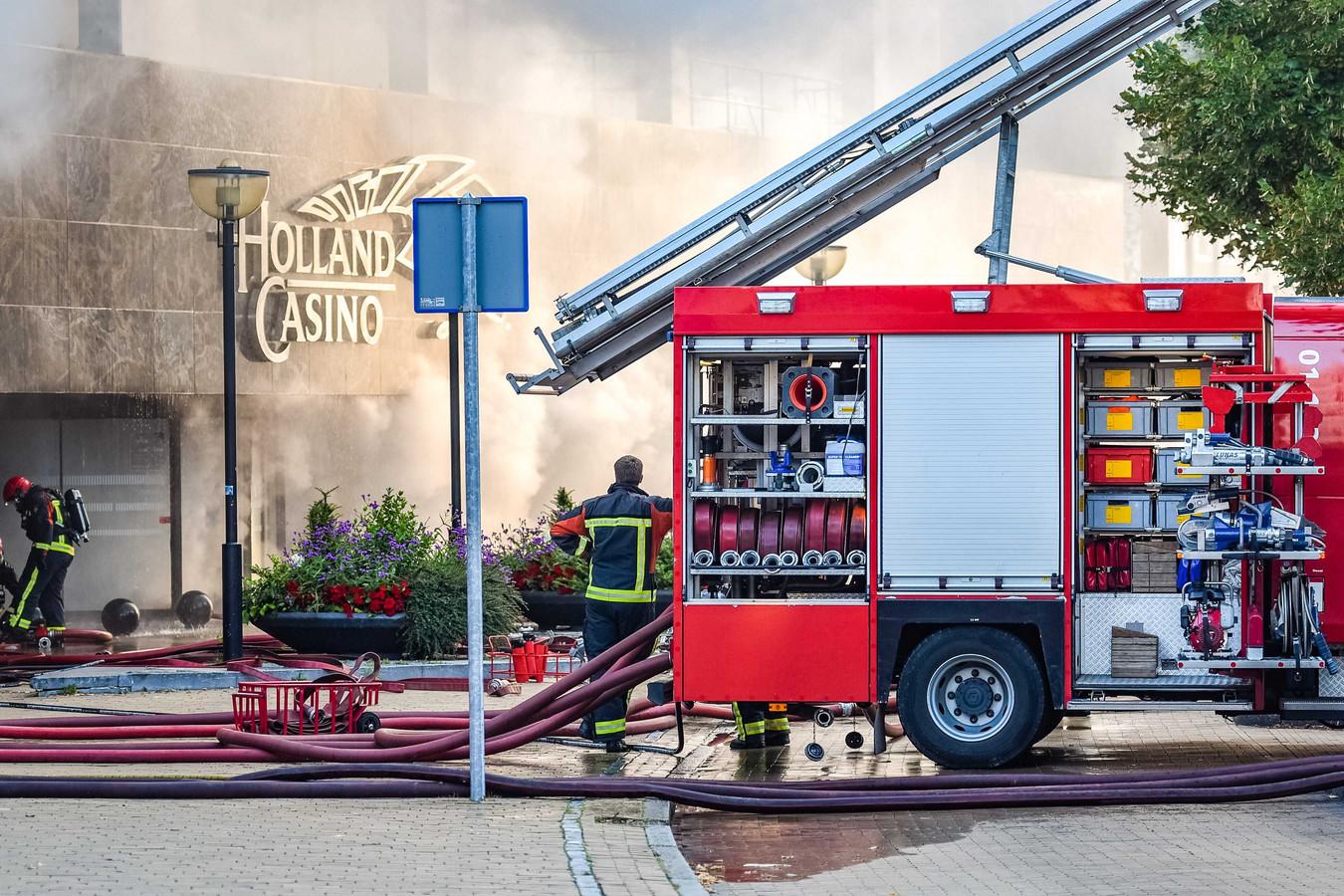 casino groningen brand