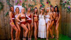 Belgische Katerina scoort met luxeuze badmode in Monaco
