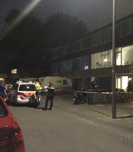 Man doodgeschoten tijdens barbecue in Rotterdam