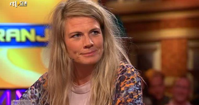 Cécile Koekkoek bij VI Oranje. Beeld