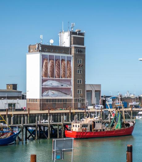 Sluis wil kunstwerk Brood en Vis een andere plek in haven van Breskens geven