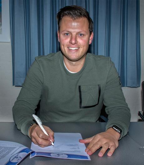 Sander Janssen nieuwe trainer Boskant