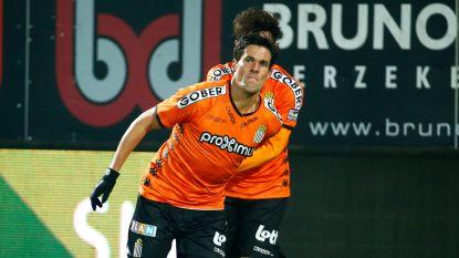VIDEO. Perbet geeft KV Kortrijk doodsteek in allerlaatste seconden, Charleroi blijft in running voor play-off 1