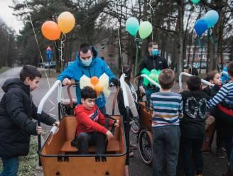 'Speel'fietsen' brengen spel en ontspanning naar de Genkse wijken