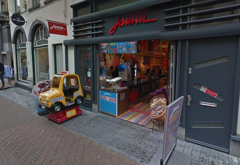 De Jamin in de Beukerstraat in Zutphen