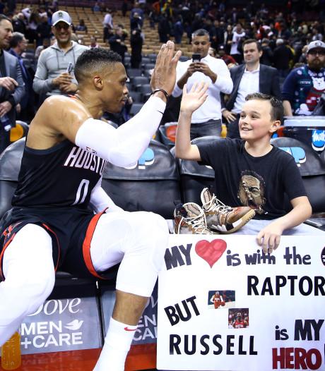 Ook Houston wint in Toronto van NBA-kampioen