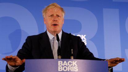Drie kandidaten uitgeschakeld, Boris Johnson blijft torenhoog favoriet om Theresa May op te volgen
