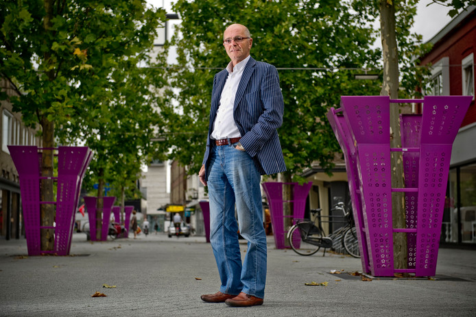 Gerard Veldhof: tijd voor nieuw gezicht.