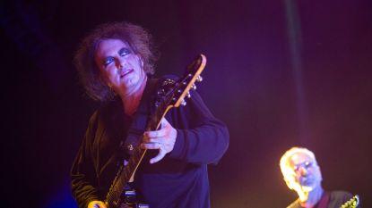 Bijna klaar: The Cure legt laatste hand aan eerste album in 10 jaar