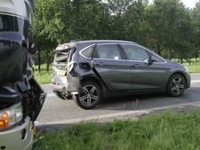 Gewonde bij ongeluk met vrachtwagen in Zeewolde