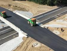Burgemeester van Breemenweg tussen Zeddam en 's-Heerenberg eind deze maand open