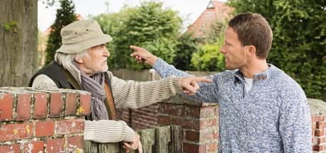 Kwart Nederlanders heeft weleens heibel met de buren