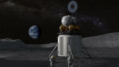 """""""Ditmaal gaan we om te blijven"""": NASA wil terug naar maan en er permanente aanwezigheid uitbouwen"""