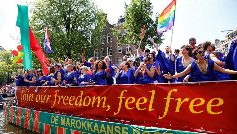 Zandvoort krijgt ook een eigen parade Beeld reuters