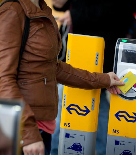 NS start proef met ov-chipkaart als sleutel voor ov-fiets