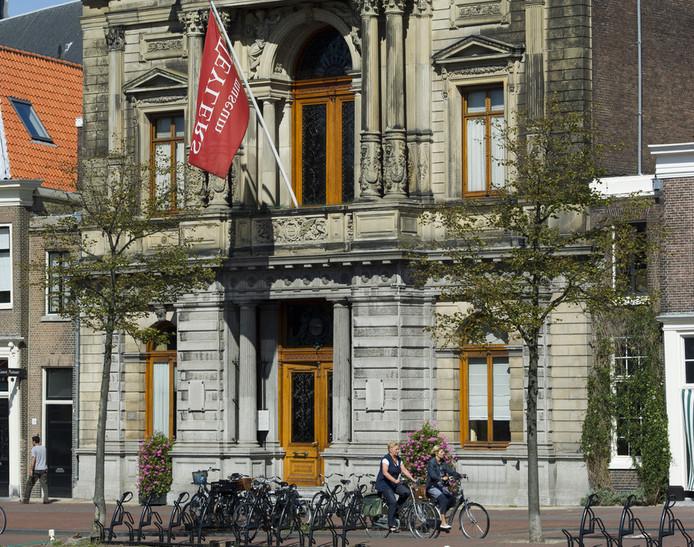 Het Teylers Museum in Haarlem. © ANP
