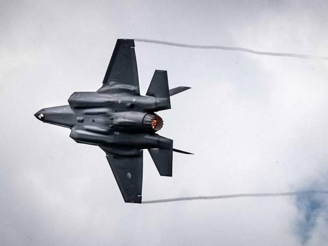 Gevoelig voor Vivaldi: Belgische F-35's kunnen kernwapens dragen