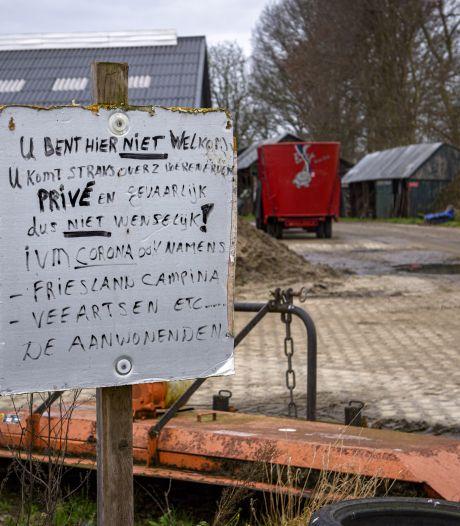 Vrees voor escalatie van 'intimiderend gedrag' van Zutphense boer bij het Kerkpad