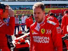 Uitgerekend dít weekend kaapt Vettel de spotlights van zijn werkgever Ferrari