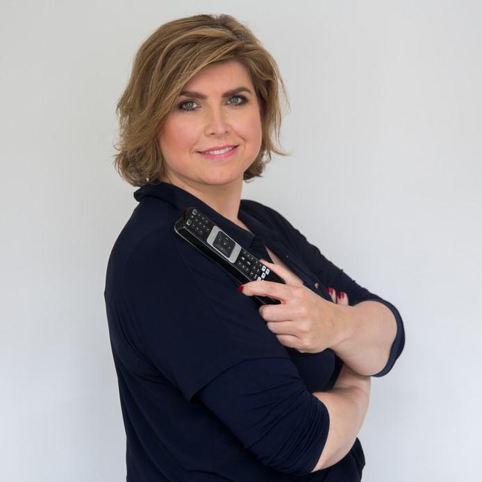 Angela de Jong schrijft drie keer per week over wat haar opvalt op televisie