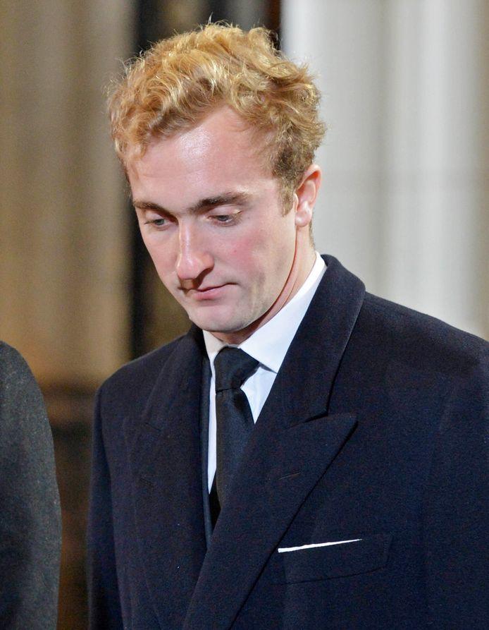 Prins Joachim in 2014.